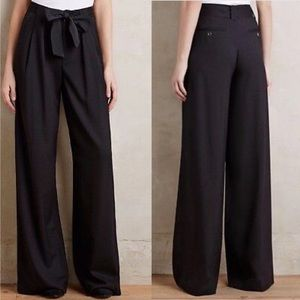 Anthropologie Elevenses Valera Wide-leg Trousers 2